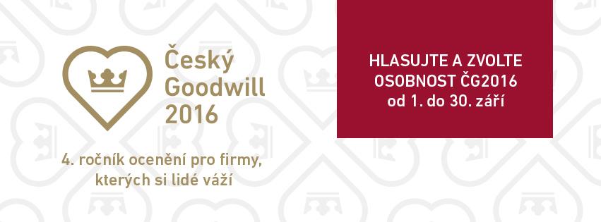Mobilní rozhlas byl nominován na cenu český Goodwill 2016