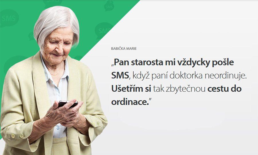 Mobilní rozhlas myslí i na seniory